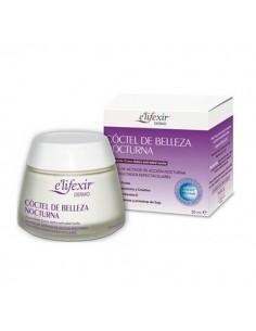 Elifexir Dermo Cóctel De Belleza Nocturna, 50 ml