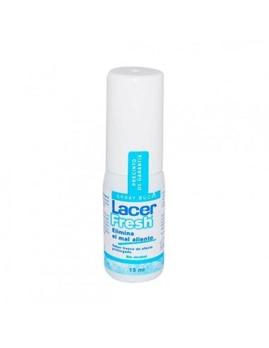 Lacer Fresh Spray Bucal, 15 ml