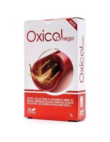 Oxicol Omega Plus, 30 cápsulas