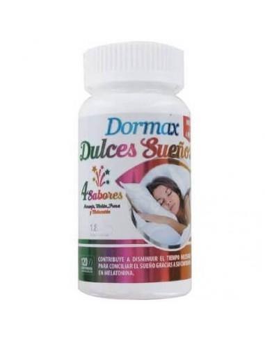 Dormax Dulces sueños, 120 comprimidos masticables