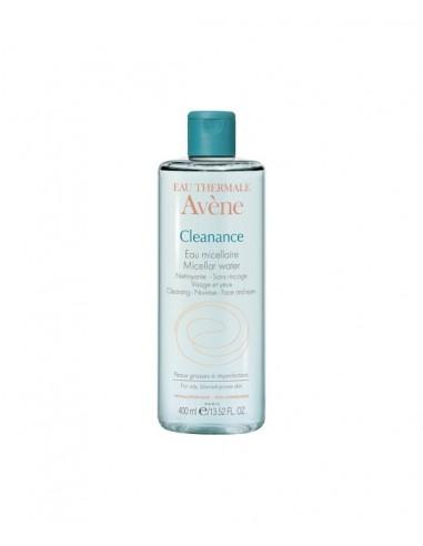 Avene Cleanance Agua Micelar limpiadora, 400ml