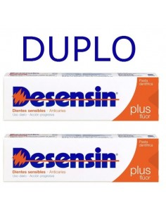 Desensin Plus DUPLO Pasta Dentífrica, 2x 150 ml