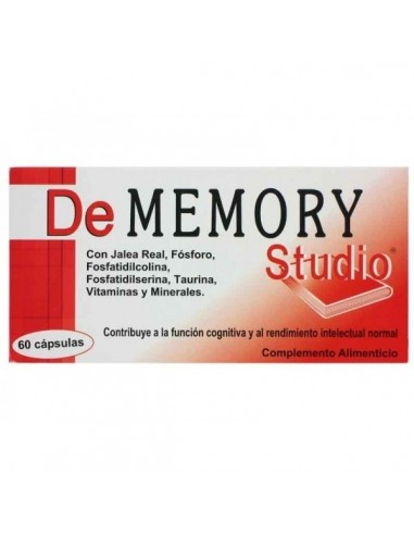 De Memory Studio, 60 cápsulas