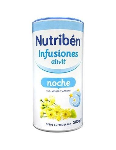 Nutribén Infusión Alivit Sueños Noche, 200g