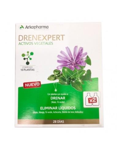 Arkopharma Drenexpert Activos vegeales, 2x 280ml