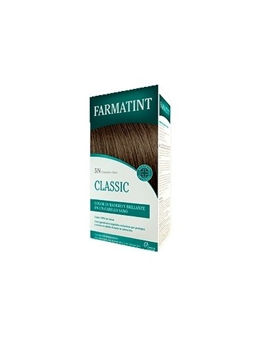 Farmatint 5N Castano claro, 130ml