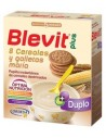 Ordesa Blevit Plus DUPLO 8 Cereales y Galletas María, 2x 300g