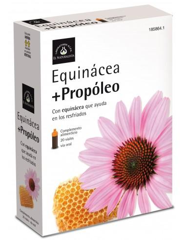 El Naturalista Equinacea + Propoleo, 20 Viales