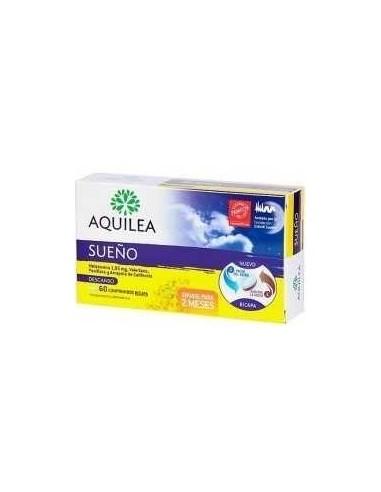 Aquilea Sueño, 60 comprimidos bicapa