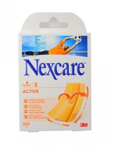 3M Nexcare Active Apósito adhesivo para cortar 10uds 10cm X 6cm