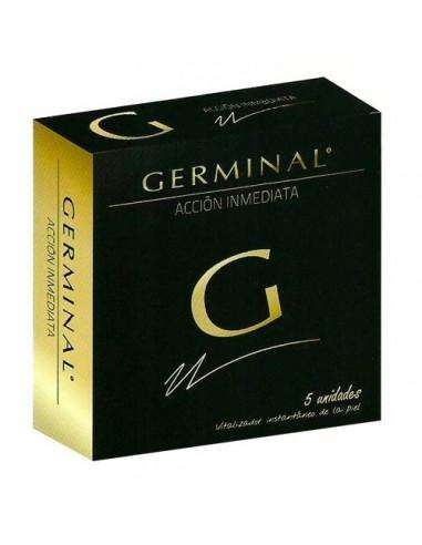 Germinal Ampollas Flash Acción inmediata, 5 ampollas x 1.5ml