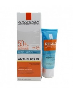 Posay Anthelios XL SPF50+ Confort, 100ml + Regalo After Sun,40 ml