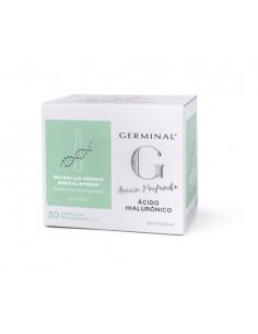 Germinal Acción Profunda Ácido Hialurónico, 30 ampollas x 1.5ml