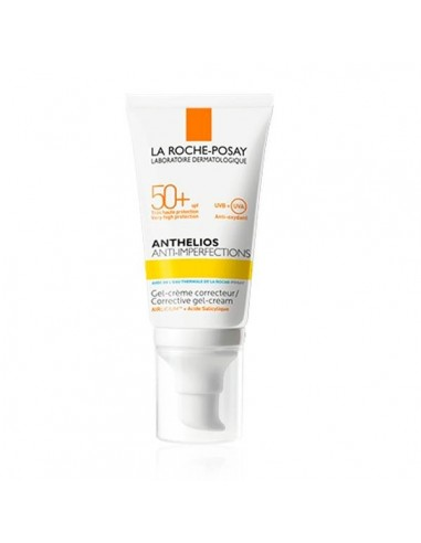La Roche Posay Anthelios anti-imperfecciones gel-crema corrector SPF50+, 50ml