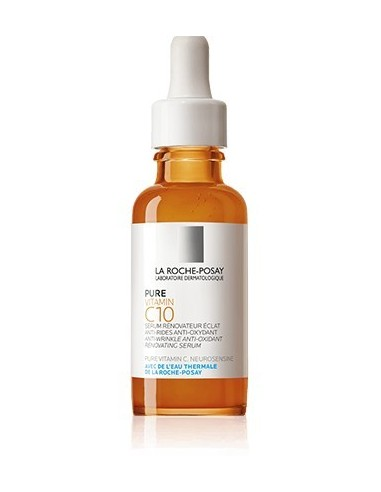 La Rohe Posay Pure Vitamin C10 Serum, 30 ml