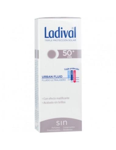 Ladival Urban fluid matificante color SPF50, 50ml