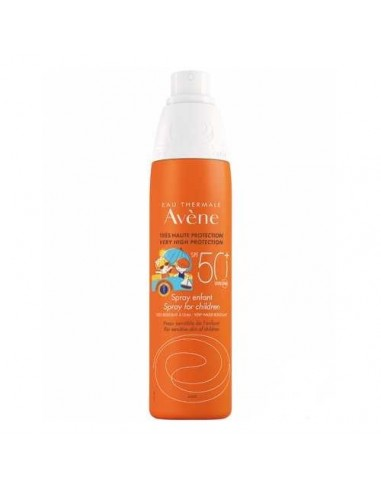 Avene Solar Spray ninos SPF50+, 200ml