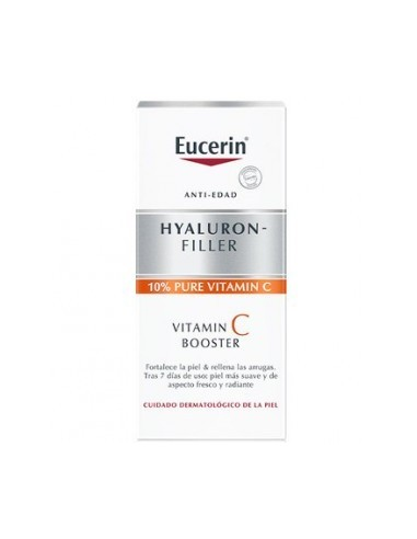 Eucerin Hyaluron - Filler Vitamin C Booster, 8 ml