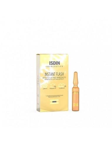 Isdinceutics Instant Flash 1 ampolla, 2 ml