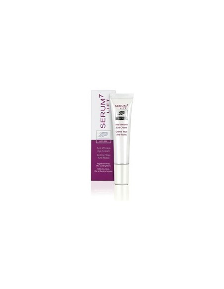 Serum7 Lift Contorno Ojos Antiarrugas, 15ml