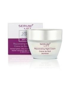 Serum7 Lift Crema Rejuvenecedora Noche Antiarrugas, 50ml