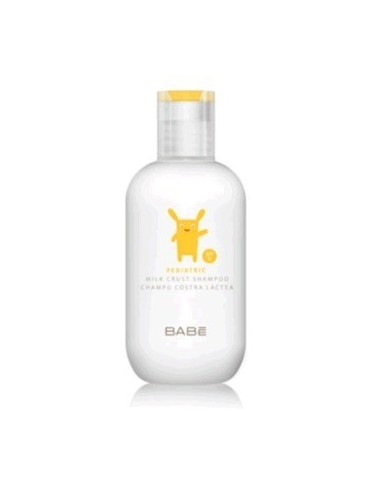 Babé Champú Pediatrico Costra Láctea, 200ml
