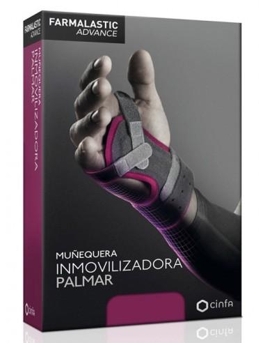 Farmalastic Advance Muñequera Inmovilizadora Palmar, Talla 2