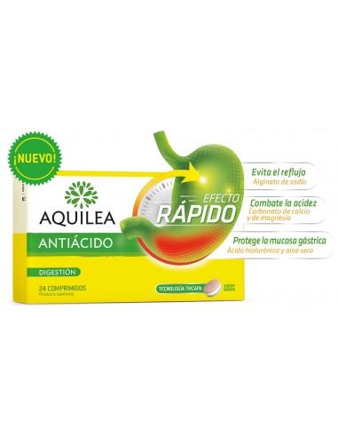 Aquilea Antiácido, 24 comprimidos