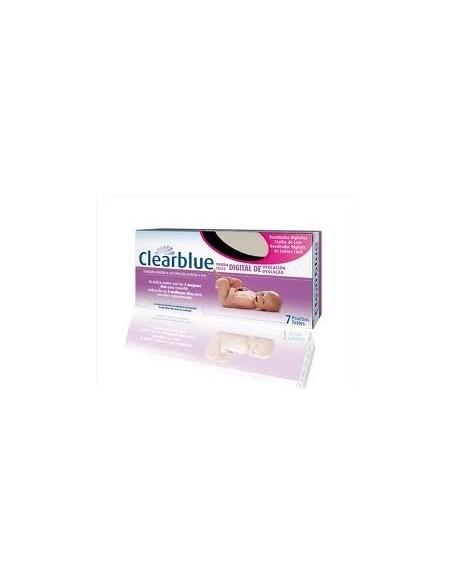 Clearblue Test de Ovulación digital, 1Ud