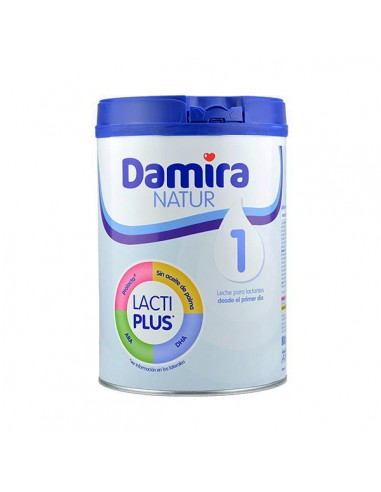 Damira  Natur 1 Leche para lactantes, 800g