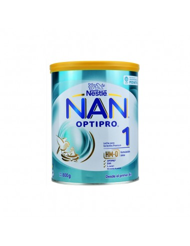 Nan 1 Optipro Leche Lactantes, 800g