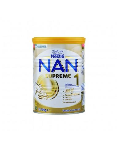 Nan 1 Supreme Leche Lactantes, 400g