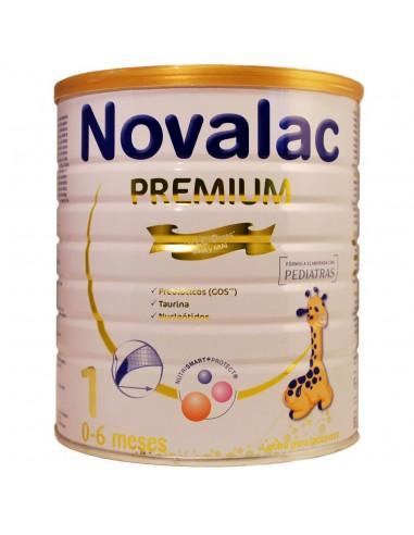 Novalac Premium 1 Leche infantil 0-6m, 800g