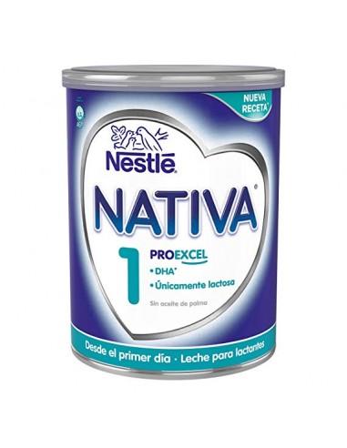 Nestlé Nativa 1 Leche infantil de inicio, 800g