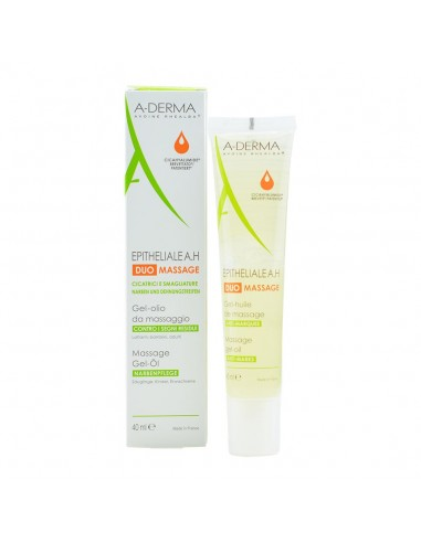 A-Derma Epitheliale A.H Duo Massage, 40ml