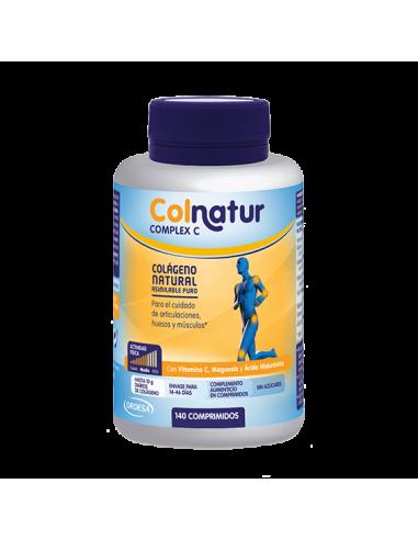 Colnatur Complex C Colágeno Natural, 140 comprimidos