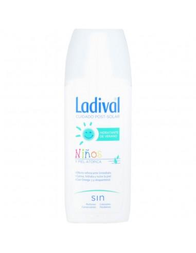 Ladival Spray  Hidratante de Verano  Niños, 150 ml