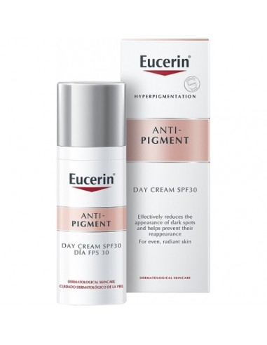 Eucerin Anti-Pigment Crema de Noche, 50 ml
