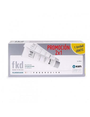 Duplo Kin FKD Dentífrico Blanqueador, 2x 125ml