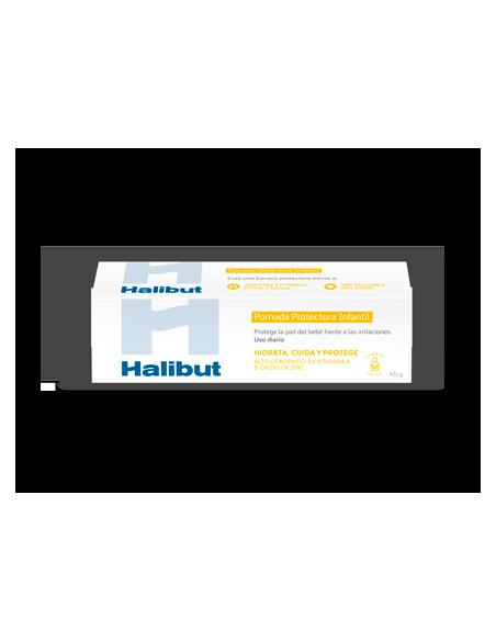 Halibut Pomada Pañal Protectora DermoH 45g