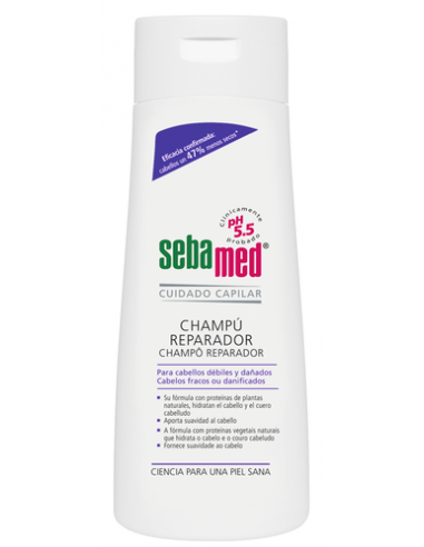 Sebamed Champú Reparador, 200ml