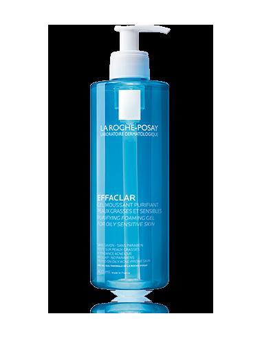 La Roche-Posay Effaclar Gel Purificante, 400 ml