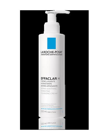 La Roche-Posay Effaclar H Crema Limpiadora, 200ml