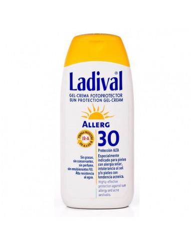 Ladival Allerg Gel-Crema Fotoprotector SPF30, 200ml