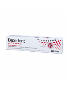 Bexident Anticaries Pasta Dentífrica Uso Diario, 125ml