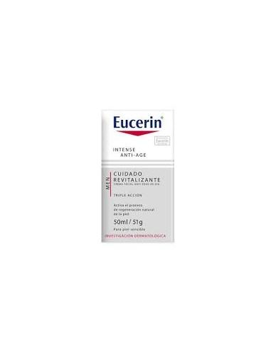 Eucerin Men Intense Anti-Age Crema Facial, 50ml
