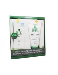 Pack Biretix Duo Gel Anti-Imperfecciones, 30 ml + Biretix Gel Limpiador Purificante, 150 ml