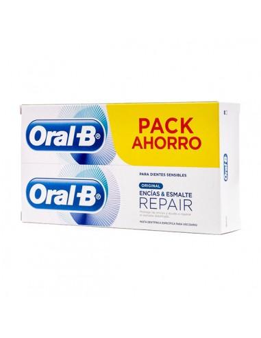 Oral B Duplo encías y esmalte Repair, 2x 100 ml