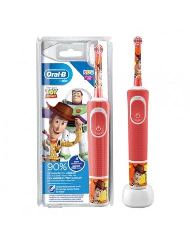 Oral B Cepillo de Dientes Kids Toy Story +3 años