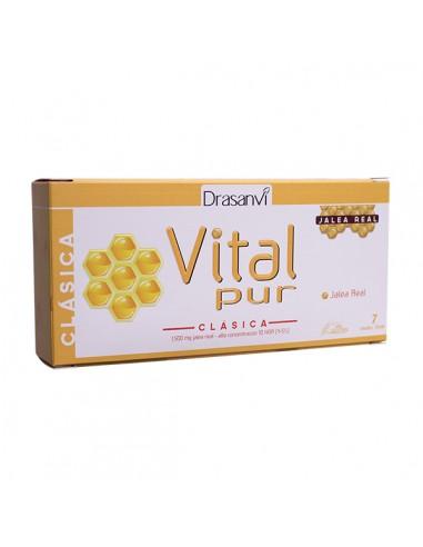 Drasanvi VitalPur Jalea Real Clásica, 7 viales